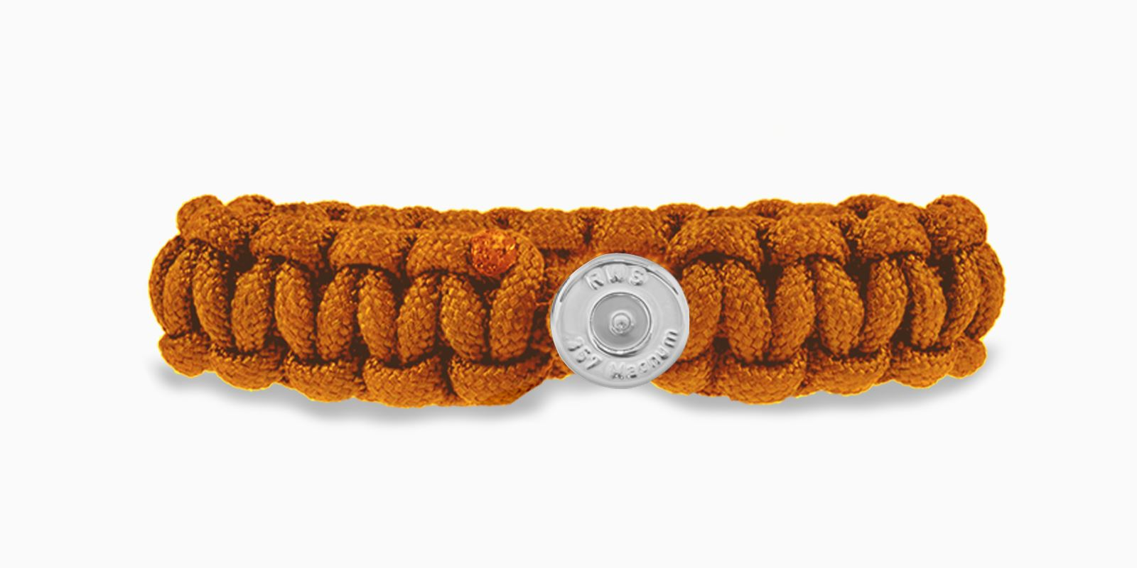 deumer paracord armband herren mein revier orange 925 sterling silber deumer. Black Bedroom Furniture Sets. Home Design Ideas